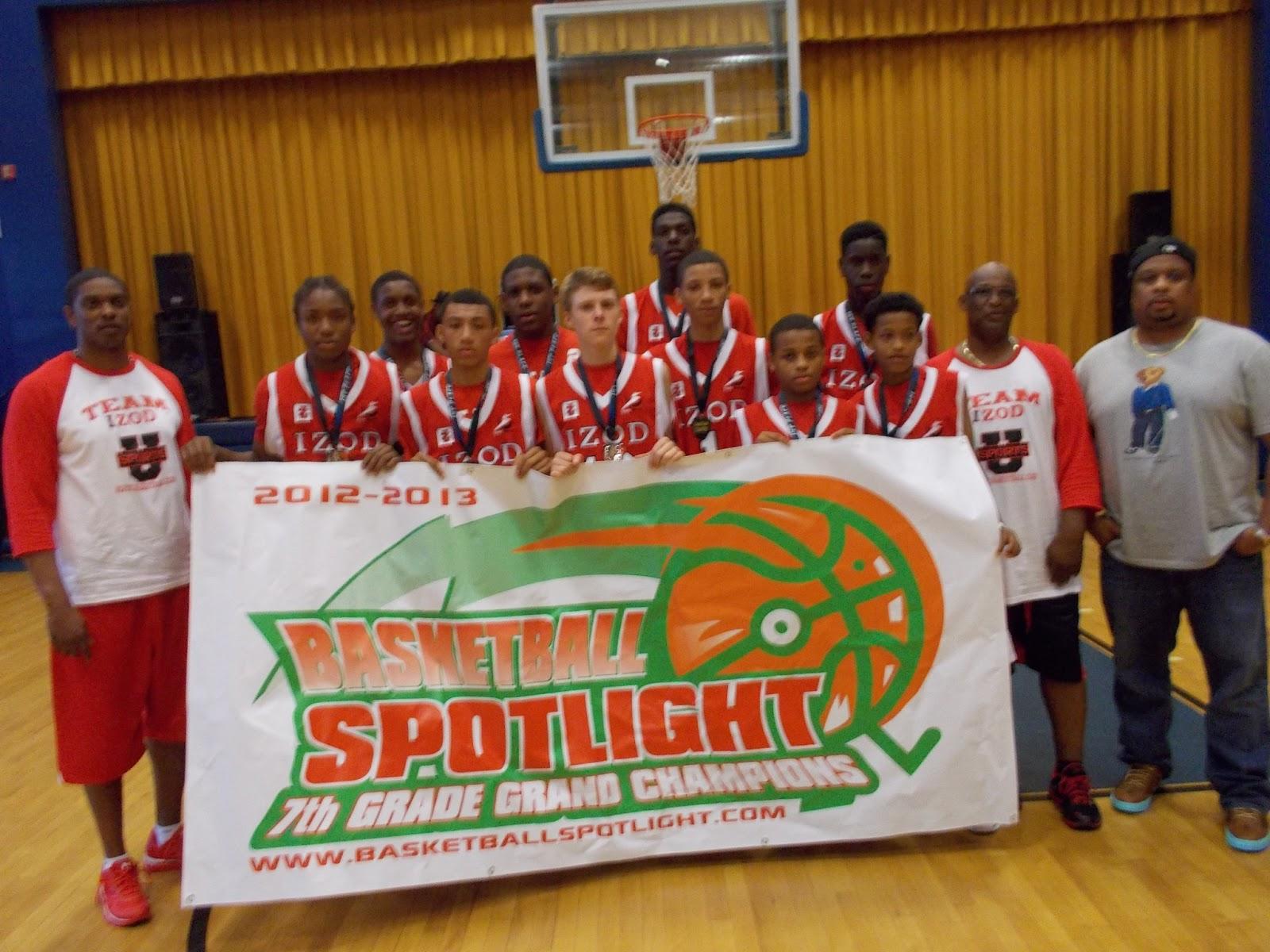 924fd55aae1d Basketball Spotlight 7th Grade Grand Championship Recap  Supreme Team  Answers The Bell!