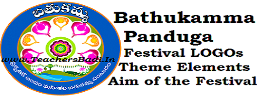 Bathukamma Panduga, LOGOs, Theme Elements, Aim