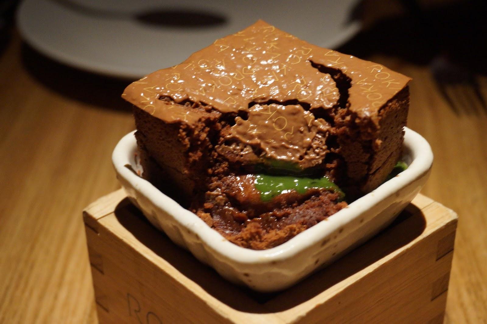 molten chocolate fondant