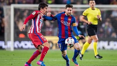 FC Barcelona gana el derbi al Atlético Madrid