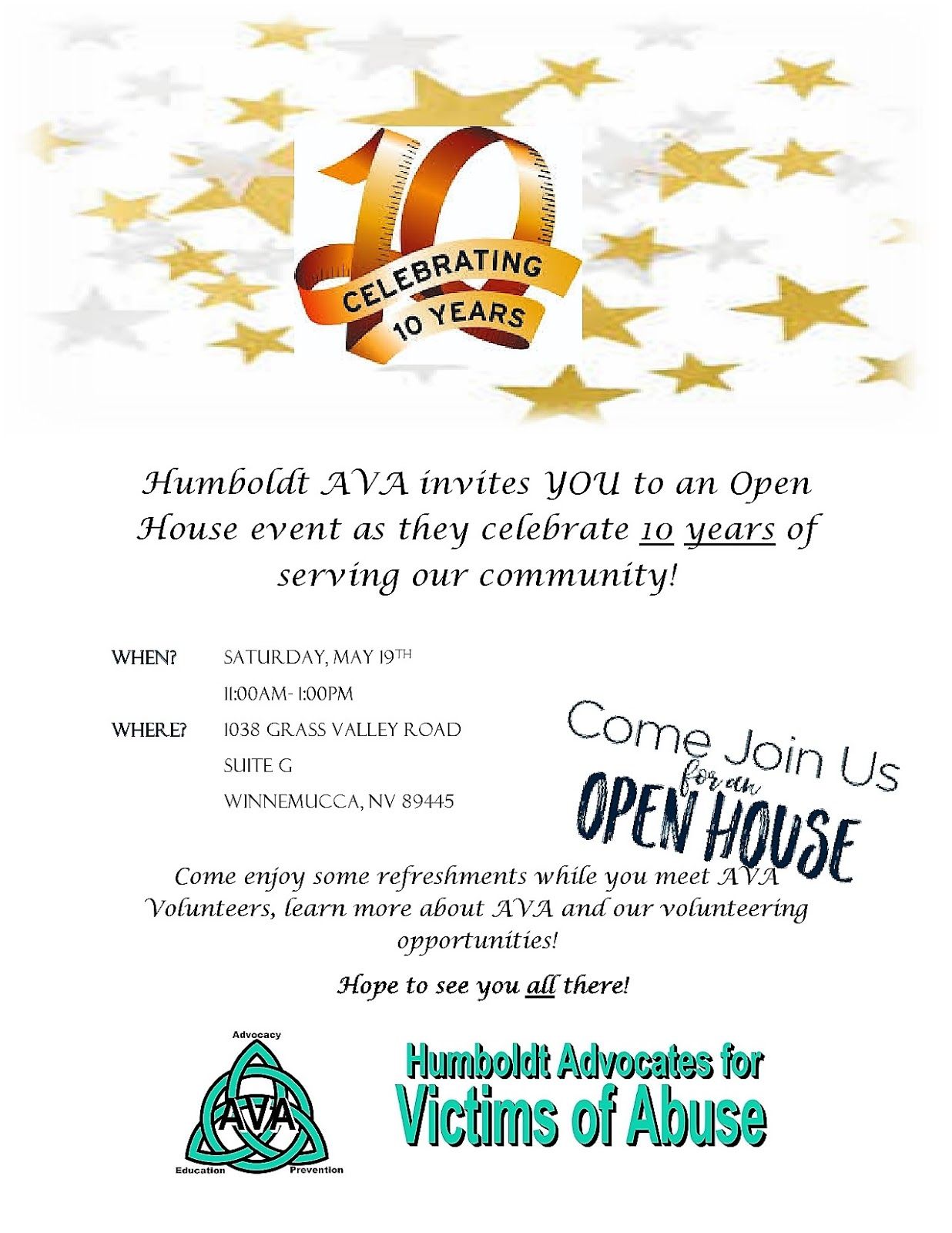 Humboldt Advocates for Victims of Abuse: 10 Year Anniversary and ...