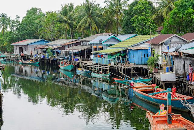 Prek Svay - Koh Rong - Cambodge