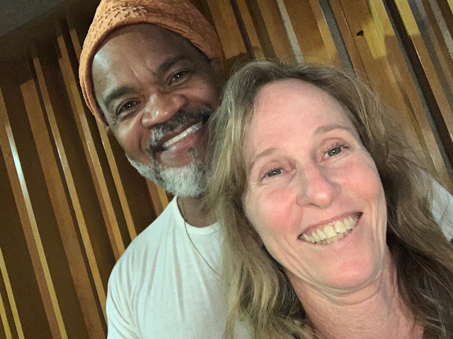 Deborah Colker e Carlinhos Brown
