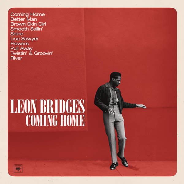 Leon Bridges - Coming Home (Deluxe) Cover