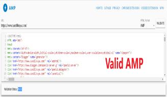 Template Blogger AMP HTML Rekomendasi Untuk Blogger Pemula