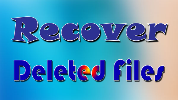 How to recover formatted data from pen drive
