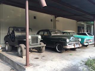 Dijual Koleksi Mobil Klasik Dodge Kingsway Dkk
