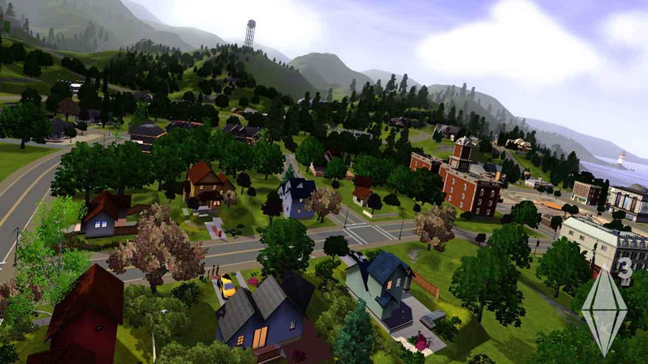 تحميل لعبة The Sims 3