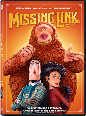 Missing Link [2019] [DVD R1] [Subtitulado]