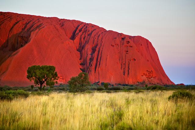 Uluru (Ayers Rock) 1