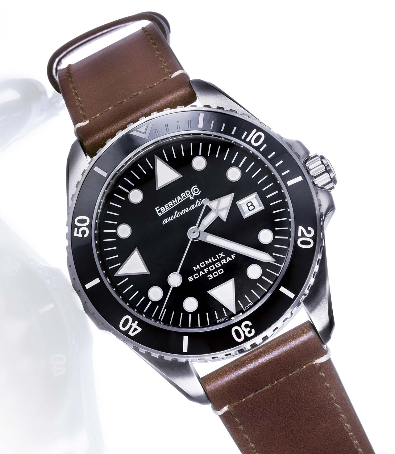 """Eberhard - Scafograf 300 """"MCMLIX"""" Edition 