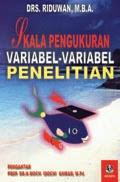 Skala Pengukuran Variabel-variabel Penelitian