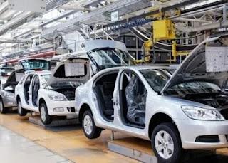 صناعة السيارات في الجزائر