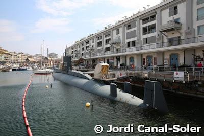 Submarino Nazario Sauro