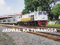 Jadwal Kereta Api Turangga Terbaru 2019