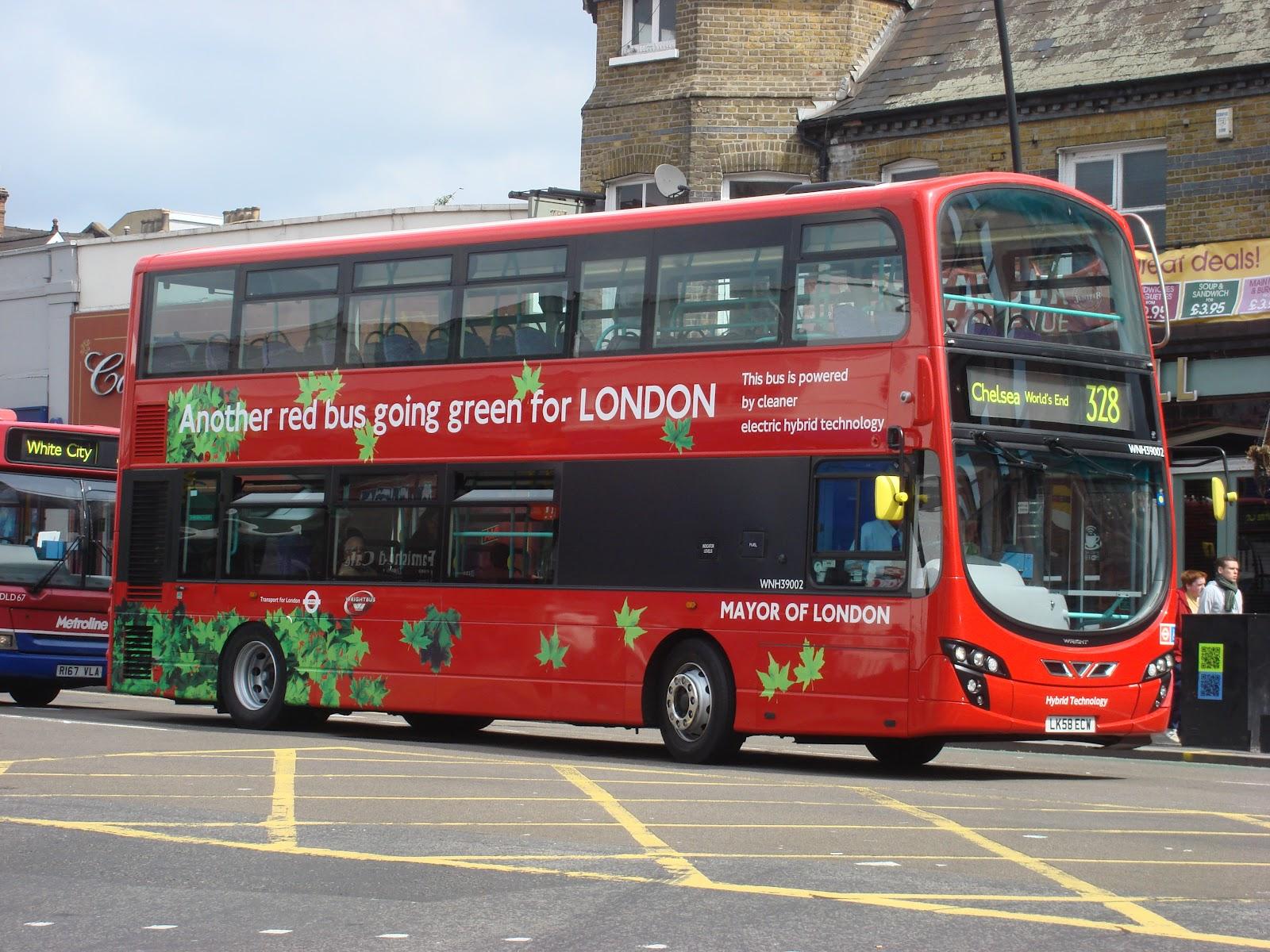 Buses World News