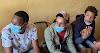 Huyendo a presión policial, se entregan tres estaban prófugos en Barahona.