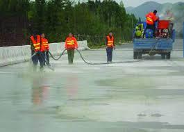 Bảo dưỡng bê tông trong thi công cầu đường