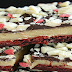 Red Velvet Caramel Slice Recipe