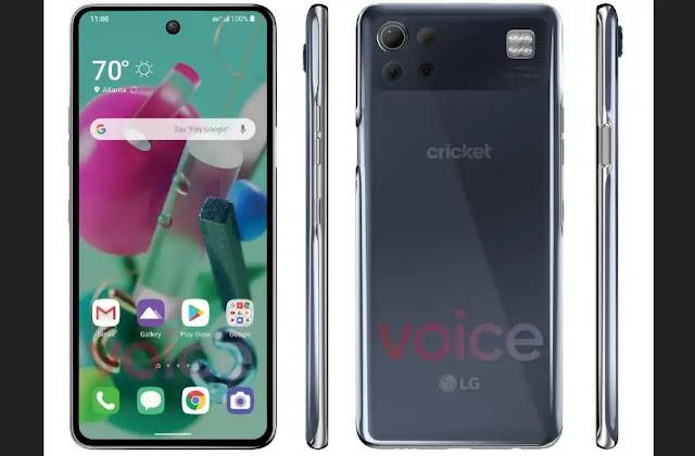 شركة ال جي - LG  تستعد لطرح هاتف LG K92 جديد كليًا للواجهة الخلفية