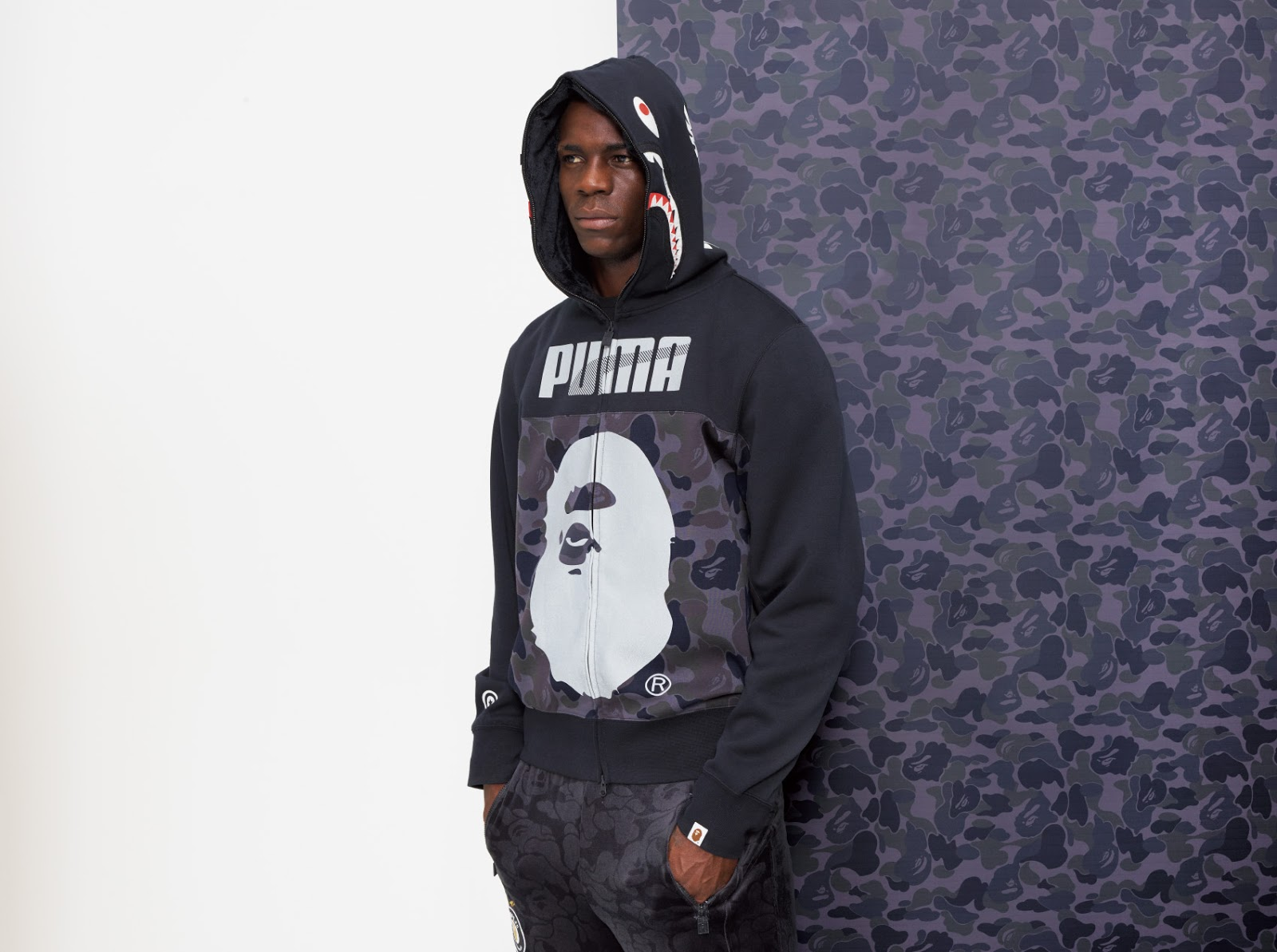 PUMA x BAPE Fall Winter 2015 Lookbook by END. | Dead Stock