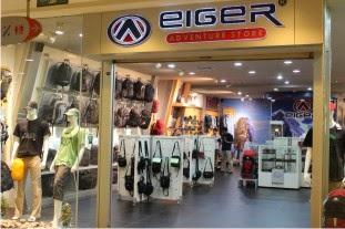 Eiger Tas Dan Peralatan Petualangan Branded Asal Bandung