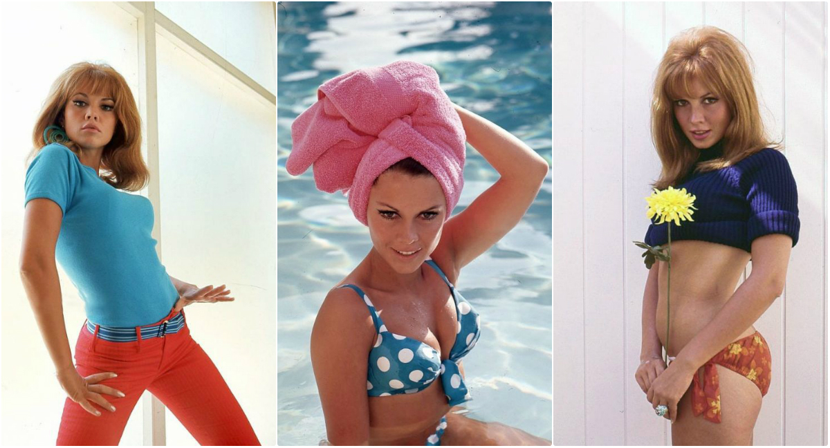Austrian Classic Beauty: 50 Glamorous Photos of Jocelyn Lane in the 1950s and '60s