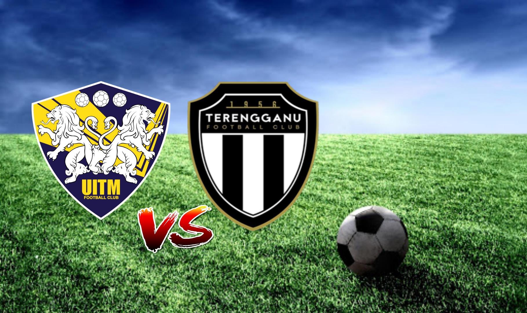 Live Streaming UITM FC vs Terengganu FC Liga Super 6.3.2021