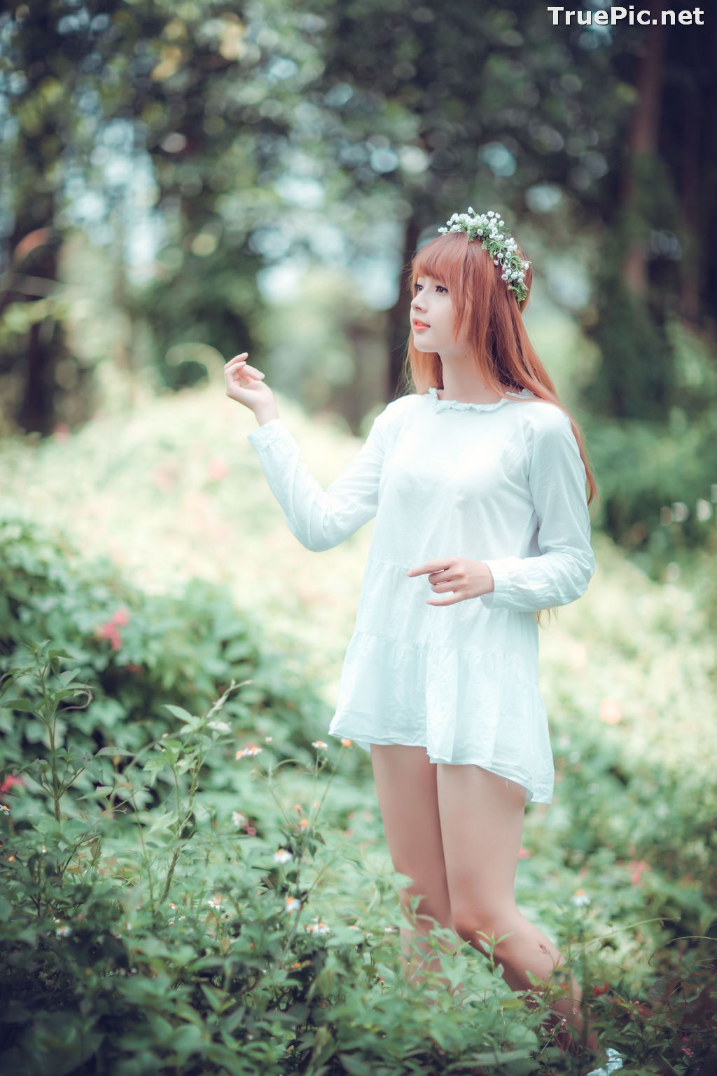 Image Vietnamese Hot Girl - Le Ly Lan Huong - Angel Of The Forest - TruePic.net - Picture-4