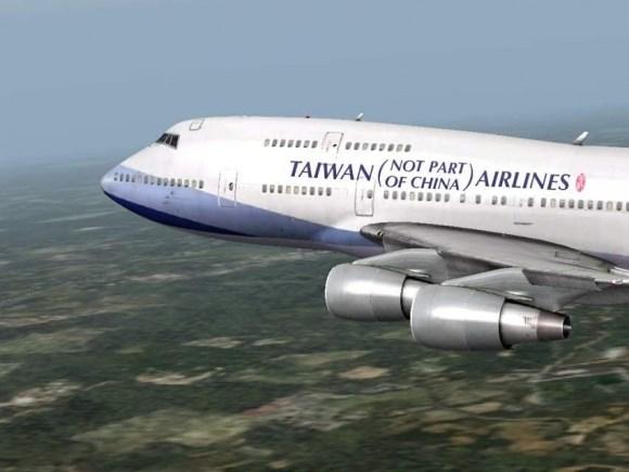 22 hãng hàng không sửa tên gọi Đài Loan như một quốc gia riêng biệt