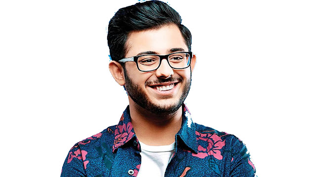 Carryminati became a Number one youtuber in India