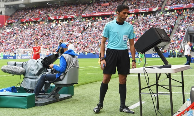 الإتحاد الأوربي لكرة القدم يعلن الشروع في إستخدام 'الفار' في مسابقة أبطال أوربا بداية 2019