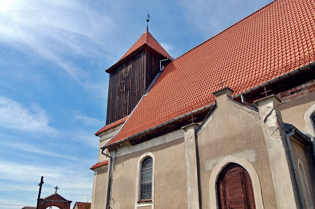 Kościół w Jaśkowie