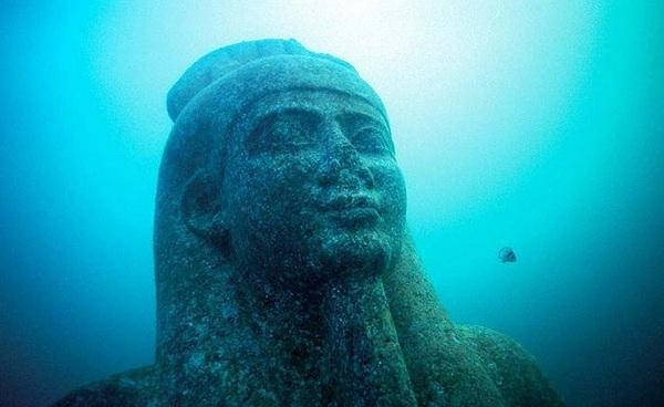 Βυθισμένες πόλεις: Οι χαμένοι κόσμοι της Αιγύπτου