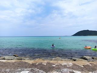 八丁浜海水浴場