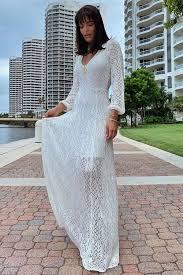 Vestido todo branco
