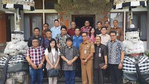 Pasca Putus Kontrak Dengan BPJS, Bupati JS Studi Tiru Ke Gianjar Bali