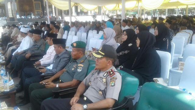 Halal Bihalal 1438 H Dan Silaturahim Keluarga Besar MUI Kabupaten Bekasi