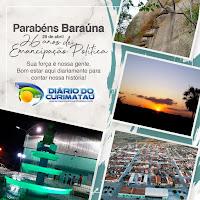 Parabéns Baraúna