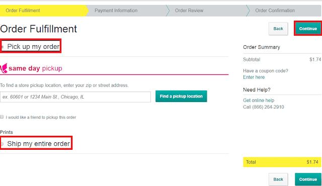 How to order prints at Walgreens Photo