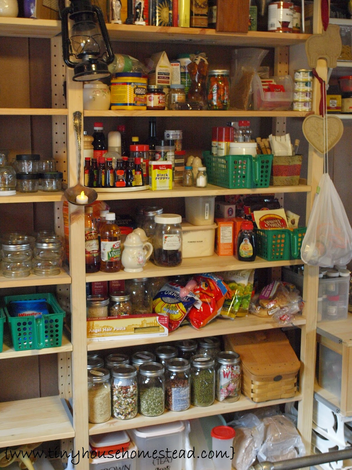 Tiny Small Pantry Kitchen