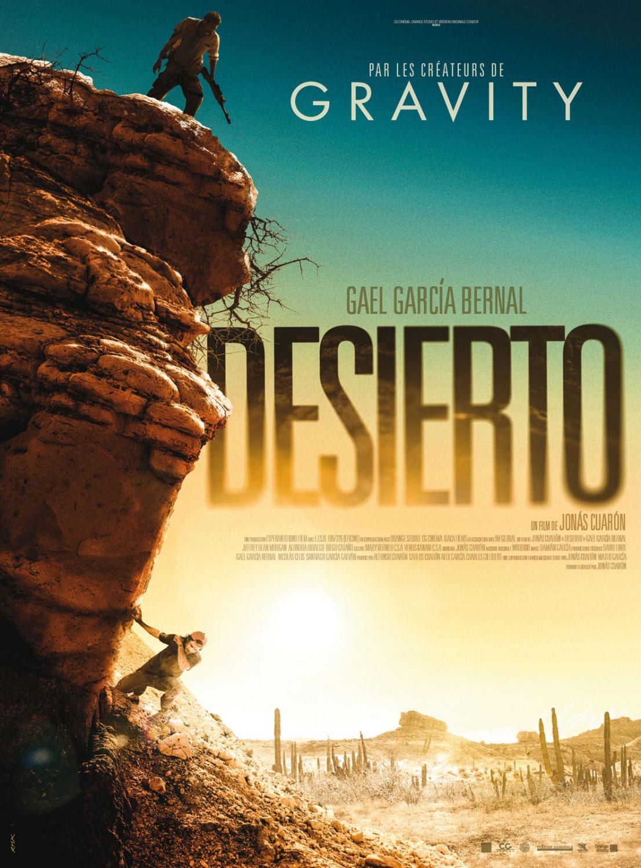 Xem Phim Sa Mạc Nhuốm Máu - Desierto (2016)