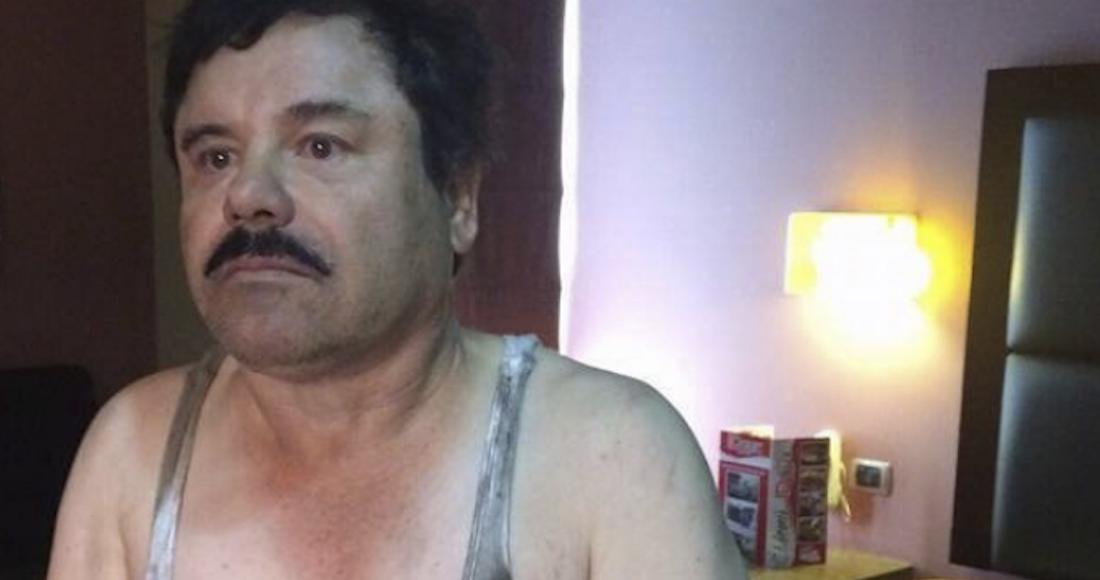 """""""La Mafia Mexicana"""" opera cerca de la celda en la que duerme """"El Chapo"""" en la prisión Florence ADMAX, revela uno de sus líderes"""