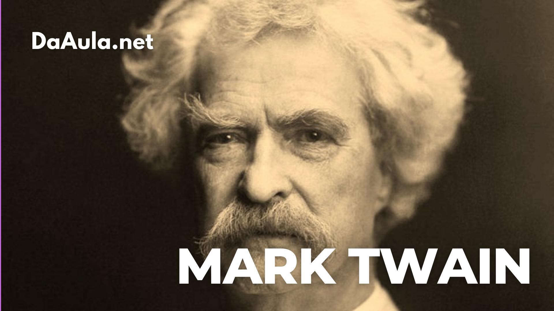 Quem foi Mark Twain