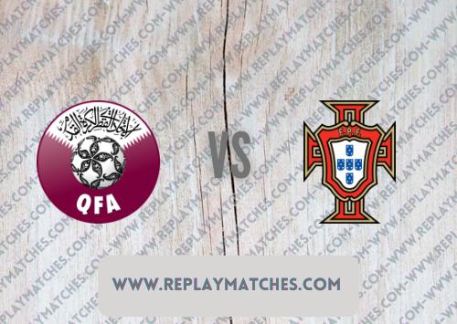 Qatar vs Portugal Full Match & Highlights 04 September 2021