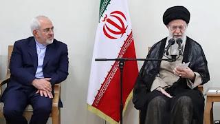 Rekaman Pernyataan Bocor, Pemimpin Tertinggi Iran Kecam Menlu