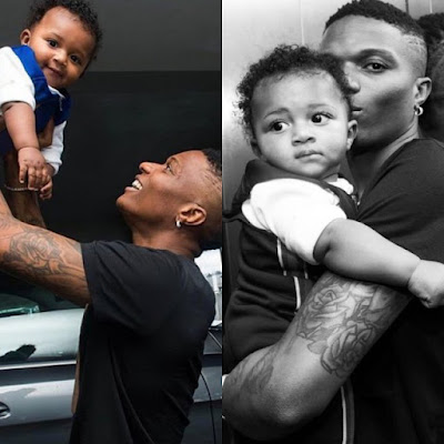 Wizkid children or how many children does he have