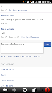 how to unblock domain in facebook