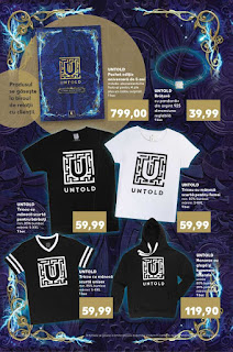 Catalogul KAUFLAND  10 - 16 iulie 2019 oferta tricouri untold