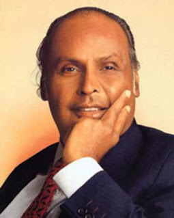 Dhirubhai ambani biography